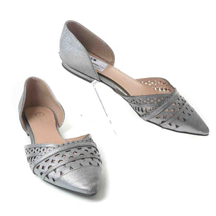 Primary Photo - BRAND: CATO STYLE: SHOES FLATS COLOR: SILVER SIZE: 9 SKU: 293-29338-10491