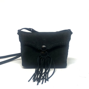 Primary Photo - BRAND: AIMEE KESTENBERG STYLE: HANDBAG DESIGNER COLOR: BLACK SIZE: SMALL OTHER INFO: ALWAYS BOHO CROSSBODY SKU: 293-29312-32877SUEDE