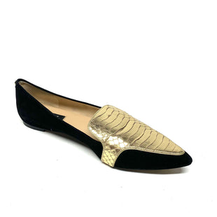 Primary Photo - BRAND: DKNY STYLE: SHOES FLATS COLOR: BLACK SIZE: 8 SKU: 293-29311-34712