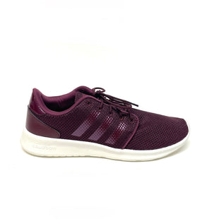 Primary Photo - BRAND: ADIDAS STYLE: SHOES ATHLETIC COLOR: MAROON SIZE: 9 SKU: 293-29342-7123