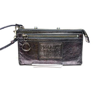 Primary Photo - BRAND: COACH STYLE: WALLET COLOR: SILVER SIZE: MEDIUM SKU: 293-29312-33262