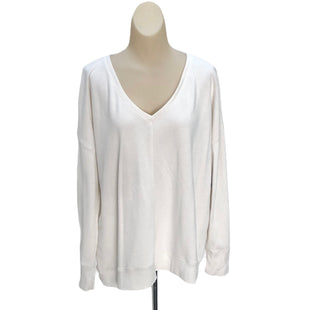 Primary Photo - BRAND: GAP STYLE: TOP LONG SLEEVE COLOR: CREAM SIZE: MSKU: 293-29311-31633