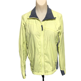 Primary Photo - BRAND: COLUMBIA STYLE: JACKET OUTDOOR COLOR: YELLOW SIZE: M SKU: 293-29312-33758