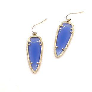 Primary Photo - BRAND: KENDRA SCOTT JEWLERY STYLE: EARRINGS COLOR: BLUE OTHER INFO: SKYLAR SKU: 293-29311-34144
