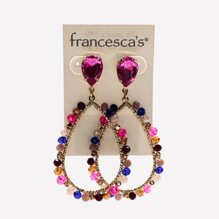 Primary Photo - BRAND: FRANCESCA'S STYLE: EARRINGS SKU: 293-29311-31240