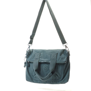 Primary Photo - BRAND: KIPLING STYLE: HANDBAG COLOR: TEAL SIZE: LARGE SKU: 293-29342-6591