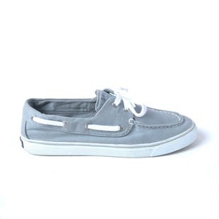 Primary Photo - BRAND: SPERRY STYLE: SHOES FLATS COLOR: GREY SIZE: 8 SKU: 293-29311-34295