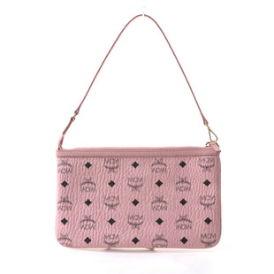 Primary Photo - BRAND: MCM STYLE: WRISTLET COLOR: PINK SKU: 293-29312-27178CONDITION:  EXCELLENT