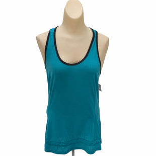 Primary Photo - BRAND: LULULEMON STYLE: ATHLETIC TANK TOP COLOR: TEAL SIZE: 6 SKU: 293-29311-30212