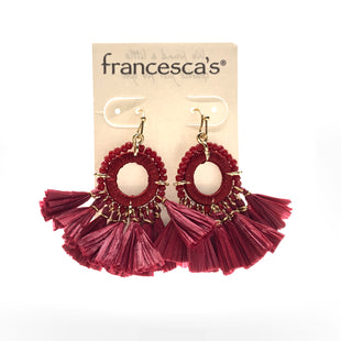 Primary Photo - BRAND: FRANCESCA'S STYLE: EARRINGS SKU: 293-29311-31241