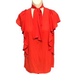 Primary Photo - BRAND: WORTHINGTON STYLE: TOP SHORT SLEEVE COLOR: RED SIZE: M SKU: 293-29344-3125