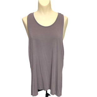 Primary Photo - BRAND: ATHLETA STYLE: ATHLETIC TANK TOP COLOR: GREY SIZE: L SKU: 293-29311-33609