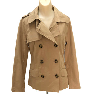 Primary Photo - BRAND: FOREVER 21 STYLE: JACKET OUTDOOR COLOR: CAMEL SIZE: L SKU: 293-29312-29357