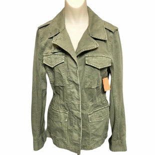 Primary Photo - BRAND: MADEWELL STYLE: JACKET OUTDOOR COLOR: OLIVE SIZE: S SKU: 293-29352-233