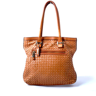 Primary Photo - BRAND: COLE-HAAN STYLE: HANDBAG LEATHER COLOR: BROWN SIZE: LARGE SKU: 293-29344-3756