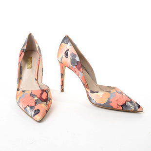Primary Photo - BRAND:   CMC STYLE: SHOES HIGH HEEL COLOR: ORANGEPINK SIZE: 7 OTHER INFO: LOUISE ET CIE - SKU: 293-29311-28607