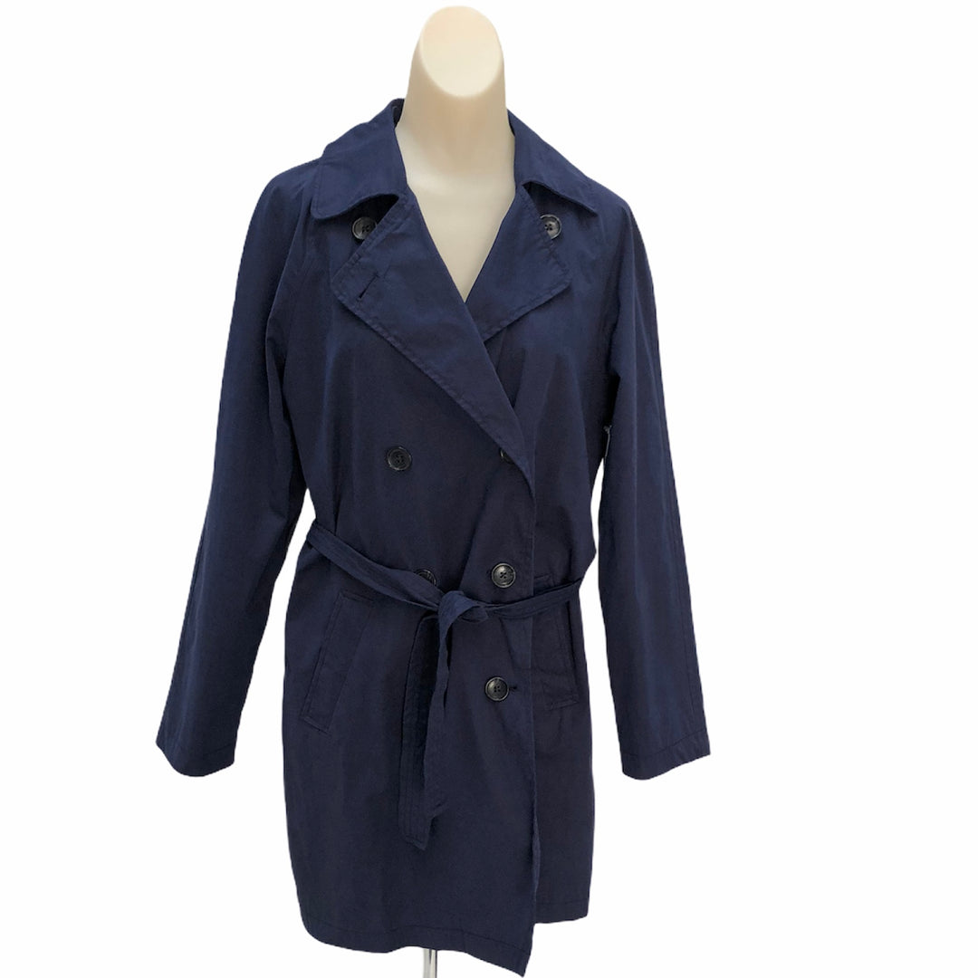 Primary Photo - BRAND: OLD NAVY <BR>STYLE: COAT LONG <BR>COLOR: NAVY <BR>SIZE: S <BR>SKU: 293-29311-30866