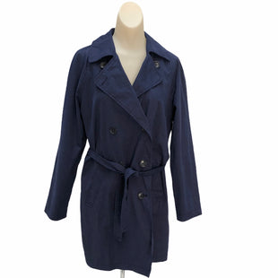 Primary Photo - BRAND: OLD NAVY STYLE: COAT LONG COLOR: NAVY SIZE: S SKU: 293-29311-30866