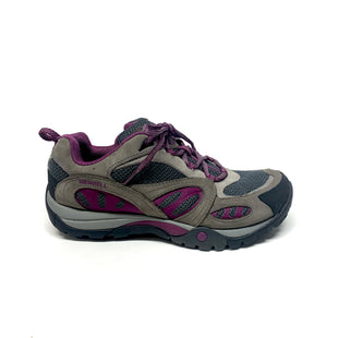 Primary Photo - BRAND: MERRELL STYLE: SHOES ATHLETIC COLOR: GREY SIZE: 7 SKU: 293-29344-3943