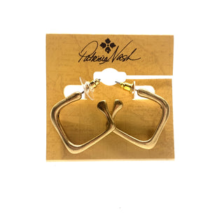 Primary Photo - BRAND: PATRICIA NASH STYLE: EARRINGS COLOR: GOLD OTHER INFO: SQUARE HOOPS SKU: 293-29311-34032