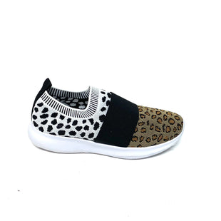 Primary Photo - BRAND:    CLOTHES MENTOR STYLE: SHOES ATHLETIC COLOR: ANIMAL PRINT SIZE: 7 OTHER INFO: JOLIMALL - SKU: 293-29342-7093