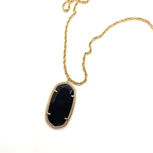 Primary Photo - BRAND: KENDRA SCOTT JEWLERY STYLE: NECKLACE COLOR: BLACK OTHER INFO: DANIELLE SKU: 293-29311-34141