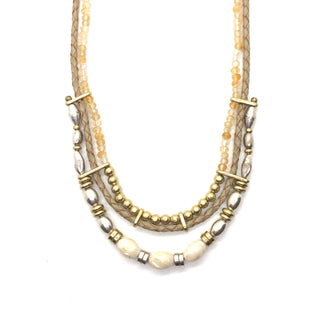 Primary Photo - BRAND: LUCKY BRAND STYLE: NECKLACE COLOR: GOLD SKU: 293-29343-3773