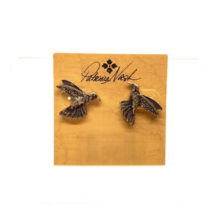 Primary Photo - BRAND: PATRICIA NASH STYLE: EARRINGS COLOR: GOLD OTHER INFO: HUMMING BIRD SKU: 293-29311-34034