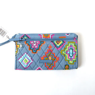 Primary Photo - BRAND: VERA BRADLEY STYLE: WALLET COLOR: BLUE SIZE: MEDIUM SKU: 293-29311-32524