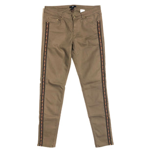 Primary Photo - BRAND: H&M STYLE: PANTS COLOR: BROWN SIZE: 10 SKU: 293-29311-34650