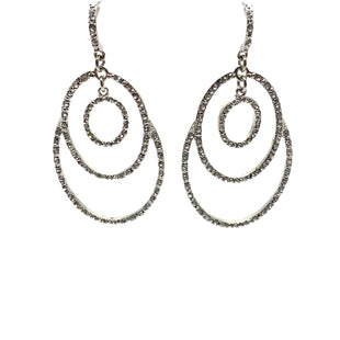Primary Photo - BRAND:    CLOTHES MENTOR STYLE: EARRINGS COLOR: SILVER SKU: 293-29352-501