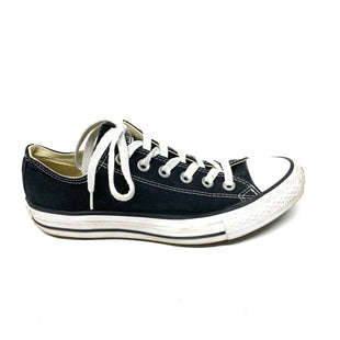 Primary Photo - BRAND: CONVERSE STYLE: SHOES FLATS COLOR: BLACK SIZE: 8 SKU: 293-29311-35245