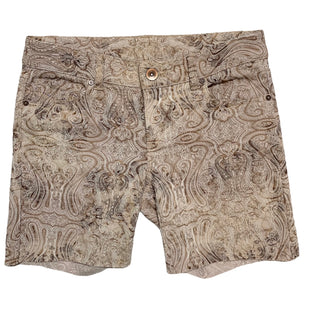 Primary Photo - BRAND: CACHE STYLE: SHORTS COLOR: BROWN SIZE: 2 SKU: 293-29352-435