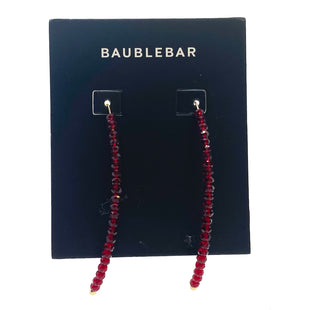 Primary Photo - BRAND: BLOOMINGDALES STYLE: EARRINGS COLOR: RED OTHER INFO: BAUBLEBAR SKU: 293-29338-11432