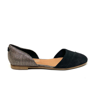 Primary Photo - BRAND: TOMS STYLE: SHOES FLATS COLOR: BLACK SIZE: 6.5 SKU: 293-29312-34005