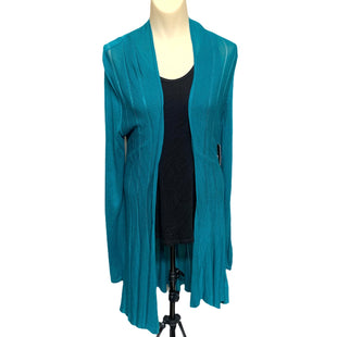 Primary Photo - BRAND: ZOZO STYLE: COVERUP COLOR: TEAL SIZE: M SKU: 293-29344-3357
