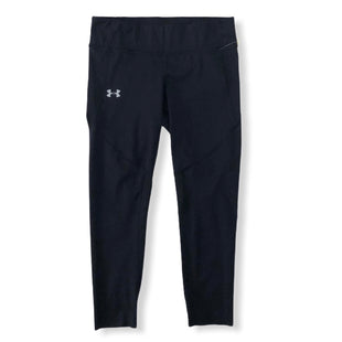 Primary Photo - BRAND: UNDER ARMOUR STYLE: ATHLETIC CAPRIS COLOR: BLACK SIZE: L SKU: 293-29312-26183
