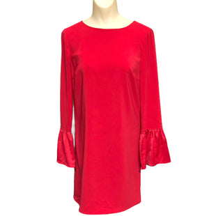 Primary Photo - BRAND: CREMIEUX STYLE: DRESS SHORT LONG SLEEVE COLOR: RED SIZE: 0 SKU: 293-29344-3277