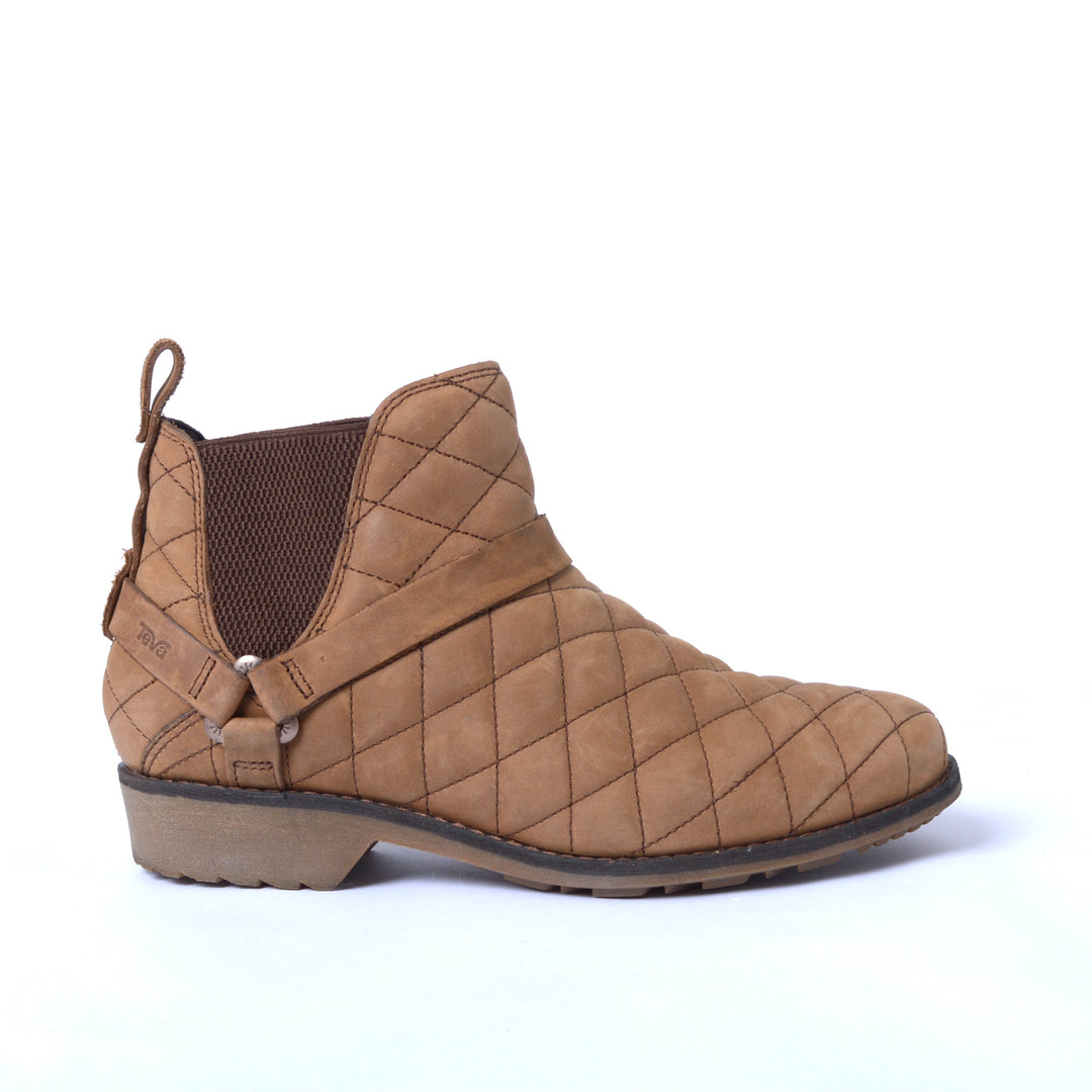 Primary Photo - BRAND: TEVA <BR>STYLE: BOOTS ANKLE <BR>COLOR: BROWN <BR>SIZE: 7.5 <BR>SKU: 293-29312-30814
