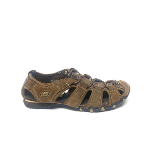 Primary Photo - BRAND: SKECHERS STYLE: SANDALS LOW COLOR: BROWN SIZE: 7 SKU: 293-29312-32873