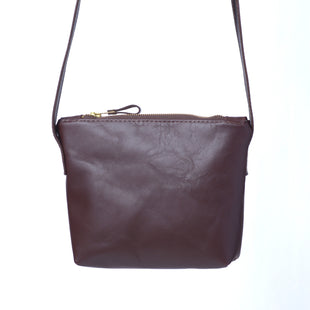 Primary Photo - BRAND:   CMC STYLE: HANDBAG LEATHER COLOR: BROWN SIZE: SMALL OTHER INFO: ELLIE JANE - HANDMADE SKU: 293-29311-33166