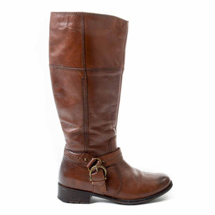 Primary Photo - BRAND: CLARKS STYLE: BOOTS KNEE COLOR: BROWN SIZE: 5 SKU: 293-29338-11137