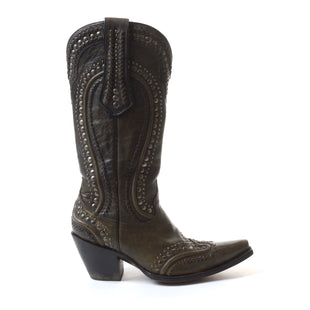 Primary Photo - BRAND: CORRAL STYLE: BOOTS KNEE COLOR: BROWN SIZE: 6.5 OTHER INFO: G1131 SKU: 293-29311-31711