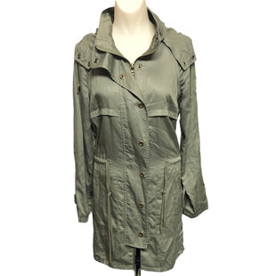 Primary Photo - BRAND:    CLOTHES MENTOR STYLE: JACKET OUTDOOR COLOR: OLIVE SIZE: XS OTHER INFO: CM - SKU: 293-29312-33032