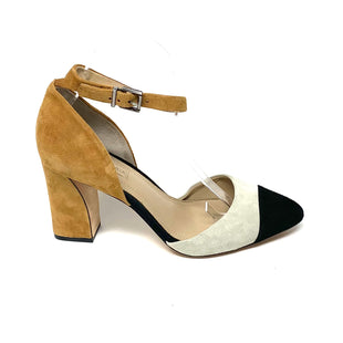 Primary Photo - BRAND: BCBGMAXAZRIA STYLE: SANDALS HIGH COLOR: BROWN SIZE: 9 SKU: 293-29312-33090