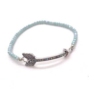 Primary Photo - BRAND: CROWN VINTAGE STYLE: BRACELET COLOR: LIGHT BLUE SKU: 293-29312-30741