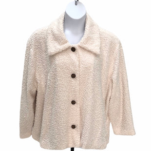Primary Photo - BRAND: ANA STYLE: JACKET OUTDOOR COLOR: CREAM SIZE: 3X SKU: 293-29311-29788