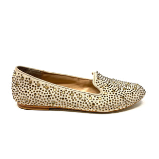 Primary Photo - BRAND: STEVE MADDEN STYLE: SHOES FLATS COLOR: BEIGE SIZE: 7.5 SKU: 293-29312-34042