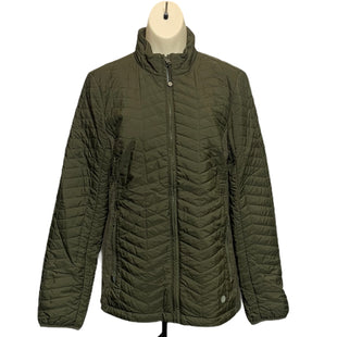 Primary Photo - BRAND: TALBOTS STYLE: JACKET OUTDOOR COLOR: OLIVE SIZE: S SKU: 293-29312-31157