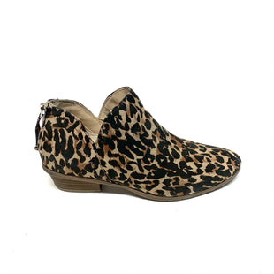 Primary Photo - BRAND: KENNETH COLE REACTION STYLE: BOOTS ANKLE COLOR: LEOPARD PRINT SIZE: 9.5 SKU: 293-29312-33091